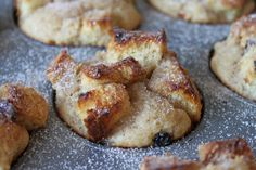 Baked Perfection: French Toast Muffins