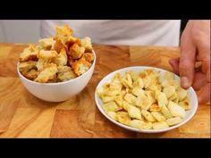 Croutons maken - Allerhande