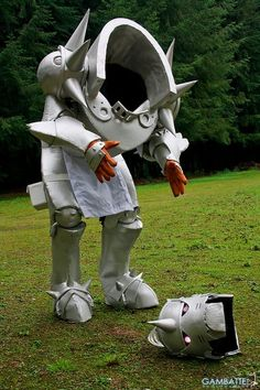 Alphonse, Fullmetal Alchemist