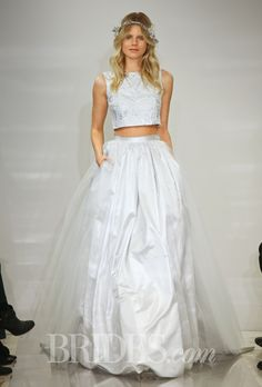 Brides: Theia - Spring 2015 skirt, wedding dressses, dress 2015, ball gowns, dress wedding, wedding dress styles, bride
