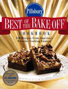 I love anything Pillsbury Bake-Off!