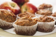 Apple Breakfast Muffins