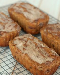 Snickerdoodle Bread --