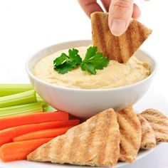 20 Surprising Foods That Slow Down Your Workout (yep, hummus is one of them!)
