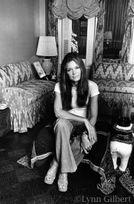Gloria Steinem recognized around the world as a writer, speaker, political activist, and feminist visionary.