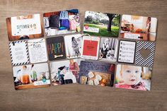 Stampin' Up's Project Life - Everyday Adventure