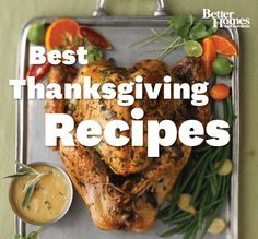 Impress your guests with our best #Thanksgiving recipes! Get them here: http://www.bhg.com/thanksgiving/recipes/best-thanksgiving-recipes/?socsrc=bhgpin111712bestthanksgiving