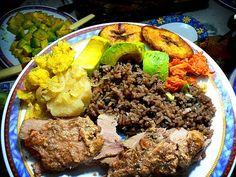 Love Cuban Food..