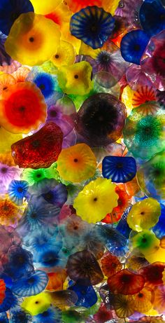 Chihuly in Vegas.