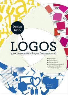 Design DNA - Logos: 300+ International Logos Deconstructed   Gifts for geeks $25.00