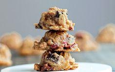 Mini Chocolate Chip Breakfast Cookies