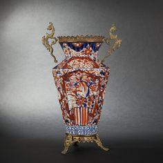 Imari vase. Japan, 19th Century