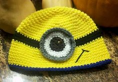 Free minion crochet hat pattern...can someone make this ...