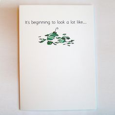 Looks Like Christmas Cards
