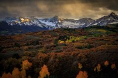 Stormy Weather at the Dallas Divide by Matt Kloskowski on 500px