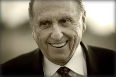 Great picture of President Monson