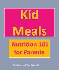 healthy meals, kid food, toddler nutrit, special meal