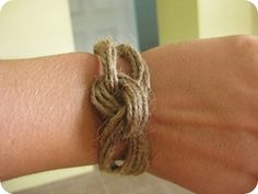 isn't that so cool? with twine?!