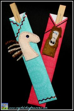 Chinese New Year Crafts for kids, Year of the Horse crafts for kids, by Crystal's Tiny Treasures