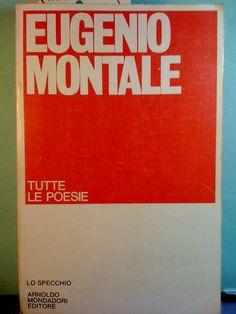 Eugenio Montale ♡