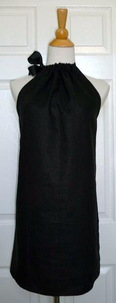 Adult pillowcase dress.