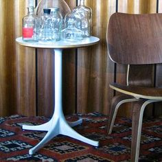 Herman Miller Swag Side Table now featured on Fab.