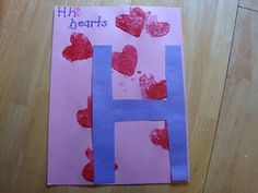 H is for hearts