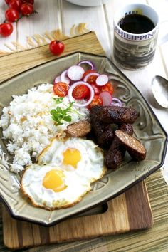 Longganisa What it is: Filipino–style sausage.  Why it's awesome: It's the breakfast of champions.
