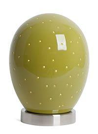lamps, nightlight, star egg, eggs, moss green, night lights, green star, egg lamp, schatz egg