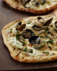 Still looking for the exact recipe for my favorite white clam pizza at Pepe's Pizzeria Napoletana in New Haven, CT! <3 <3 <3 <3