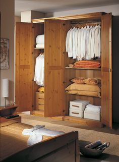 Camere demar in pino on pinterest 30 pins - Mobili in pino naturale ...