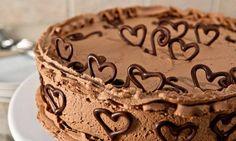 Arabescos de chocolate: aprenda o passo a passo - Culinária - MdeMulher - Ed. Abril