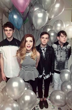 I've always had a hard time accepting the fact that talented musicians never get the recognition they deserve. I love Echosmith
