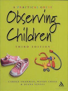 challenging child observation assignment for ece What did you find most challenging in completing your observation report what made it challenging how would you change the assignment if you could.