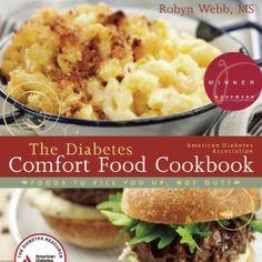 diabet associ, diabet cookbook, cook book, associ diabet, diabet comfort