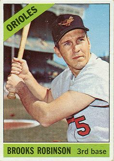 Willie Mays and MLB's 50 Greatest Living Ballplayers - Brooks Robinson