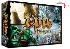 Tiny Epic Kingdoms b