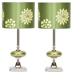 I pinned this Wyman Table Lamp (Set of 2) from the Seeing Green event at Joss and Main!