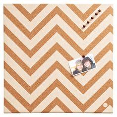Zig-Zag Cork Board | $12.99