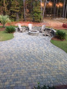 We love this landscaping idea! #stone #walkway Let http://www.timerental.biz provide you with the tools you need to get any job done!