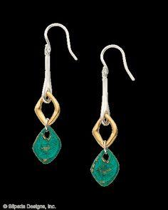 Fresco Earrings, Earrings - Silpada Designs