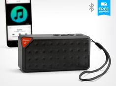 MacTrast Deals: The Icon Bluetooth Speaker $30 bucks great deal check out local online retailer