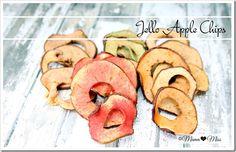 fun eats: Jello Apple Chips