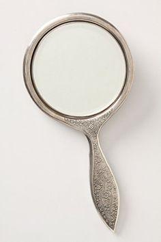 Hand Mirror #hand #mirror #anthropologie