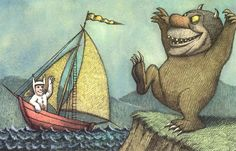 Where The Wild Things Are - by Maurice Sendak