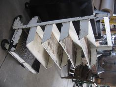 Industrial Display Cart