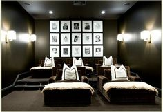 """home theater done right. cue up """"the usual suspects"""", please."""