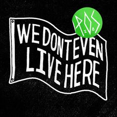 """P.O.S """"We Don't Even Live Here"""" October 17th"""