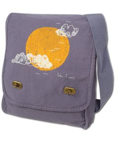SoulFlower-Take it Easy Bag-$34.00