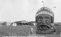 Big Chief Root Beer Stand Retronaut | Retronaut - See the past like you wouldn't believe.